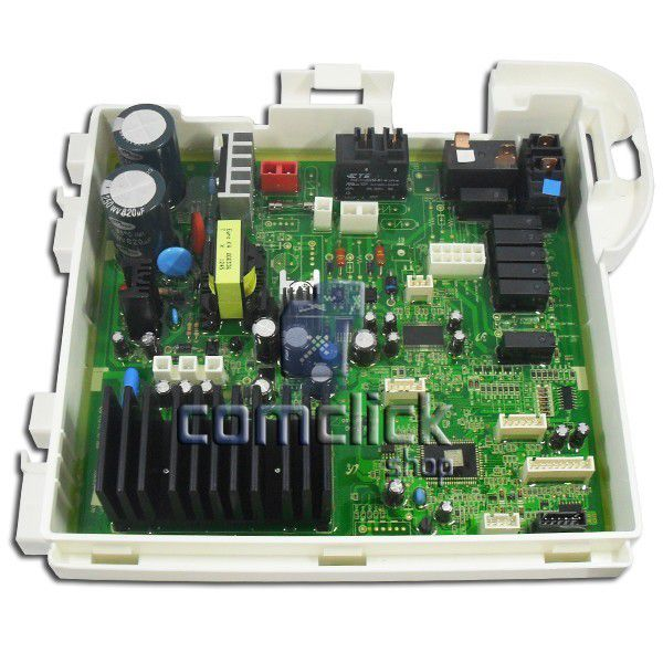 Placa Principal /Potência 220V Lava e Seca Samsung WD8854RJFF, WD8854RJFF1, WD8854RJZF, WD8854RJZF1