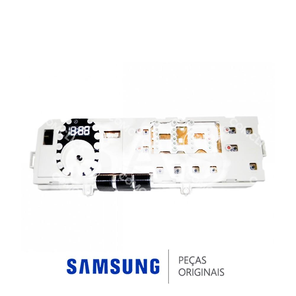 Placa PCI Principal / Potência para Lavadora Samsung WF8800LSW1