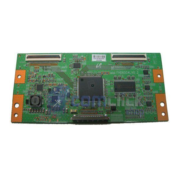 Placa PCI T-CON FHD60C4LV0.2 para TV Samsung LN40A550P3RXZD, LN40A610A1RXZD, LN40A610A3RXZD