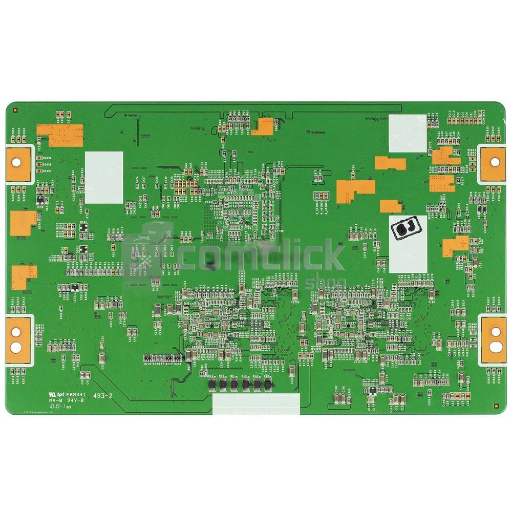 Placa PCI T-CON LTF460HQ03 para TV Samsung UN46C8000