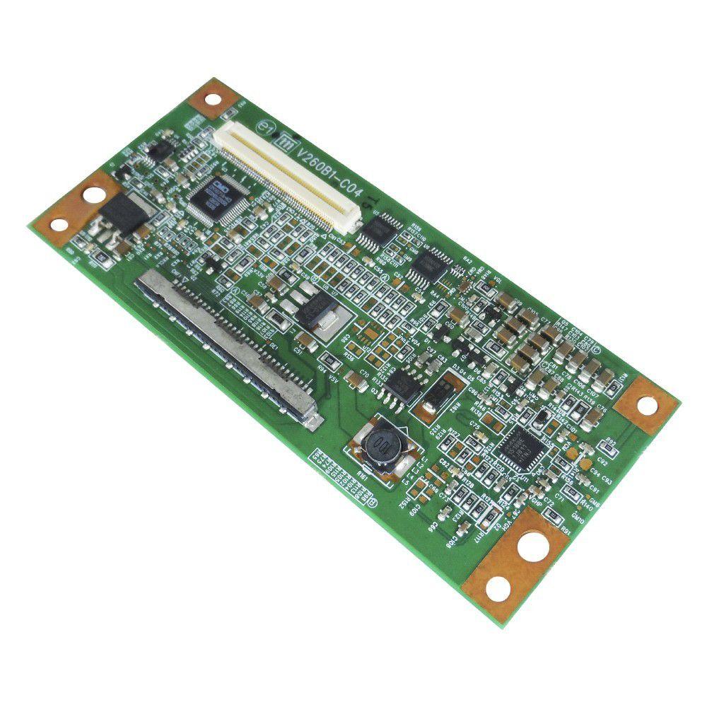 Placa PCI T-CON V315B3-C04 para TV Samsung LN32A330J1XZD