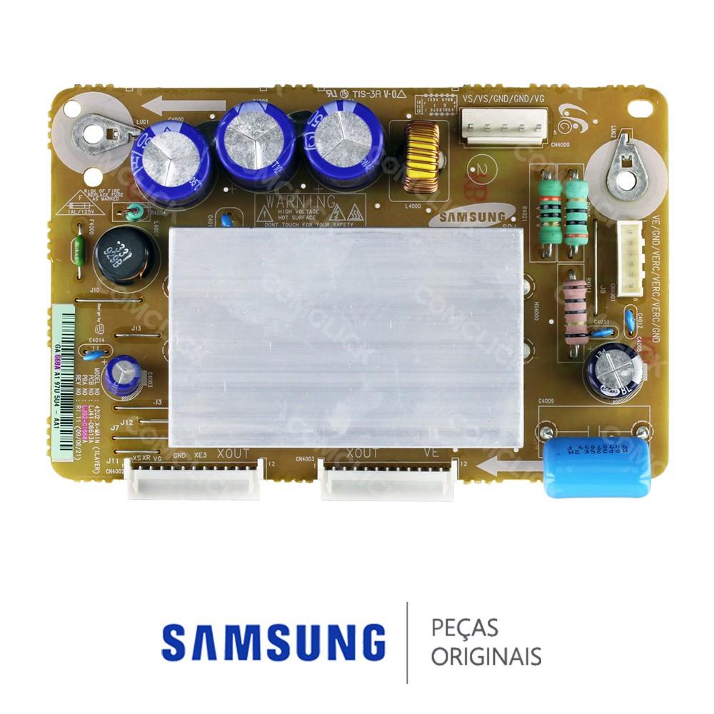 Placa PCI X-MAIN LJ41-06613A para TV Samsung PL42A450P1, PL42B450B1, PL42C91HX, PL42E91HX