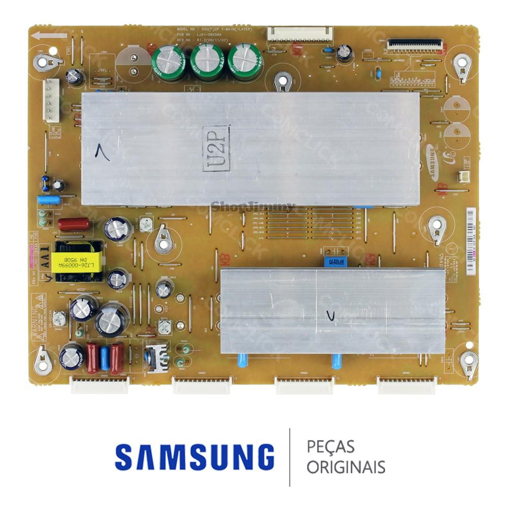 Placa PCI Y-MAIN, Y-SUS LJ41-08458A, LJ92-01728A para TV Samsung PL50A450P1XZD, PL50B450B1XZD, PL50C430A1MXZD, PL50C450B1MXZD, P