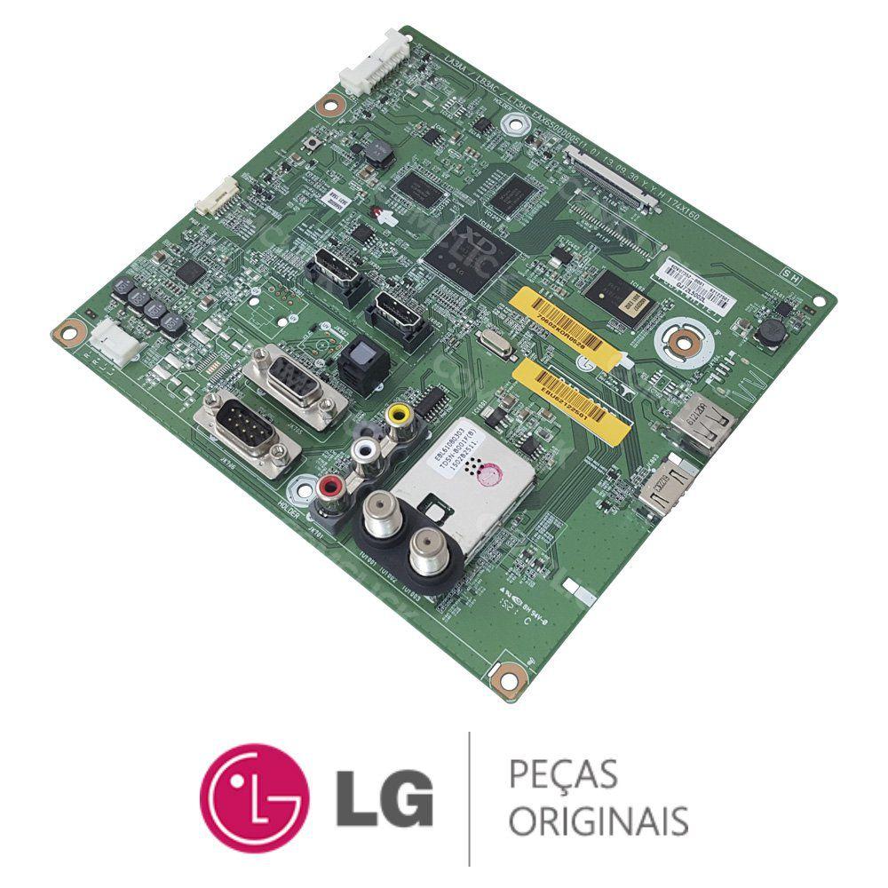 Placa Principal EAX65000005 / EBU62122501 / EBU62109501 TV LG 42LP360H, 42LN549C
