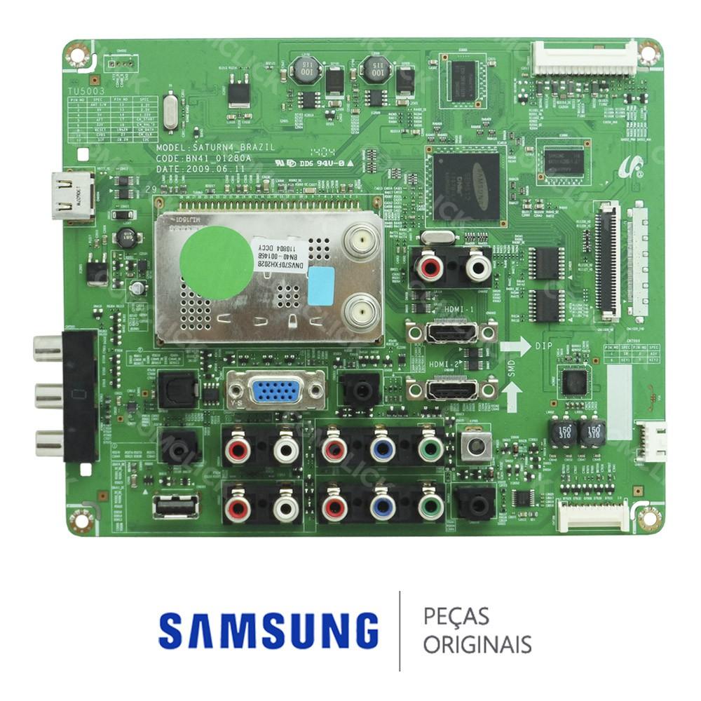 Placa Principal para TV Samsung LN26B450C4M, LN32B450C4M, LN37B450C4M, LN40B450C4M
