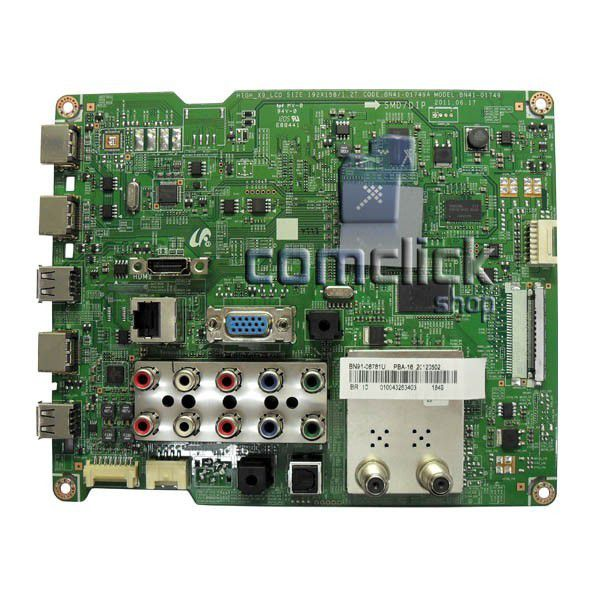Placa Principal para TV Samsung LN40D550K1G, LN40D550K7G
