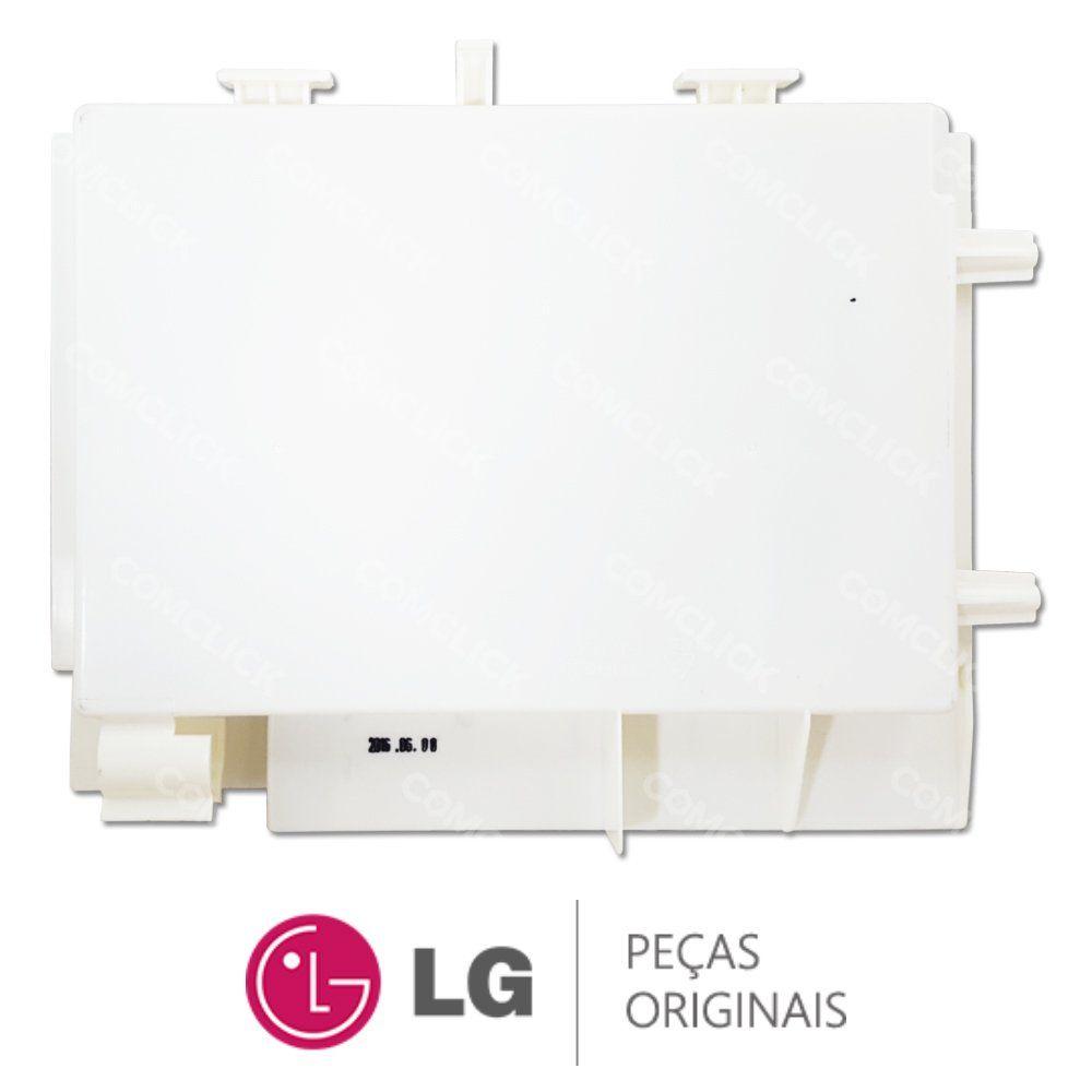 Placa Principal / Potência 110V EBR38163331 Lava e Seca LG WD-12596RD, WD-12596RW