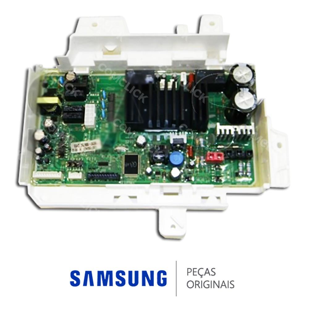 Placa Principal / Potência 220v para Lavadora Samsung WF1124XBCF