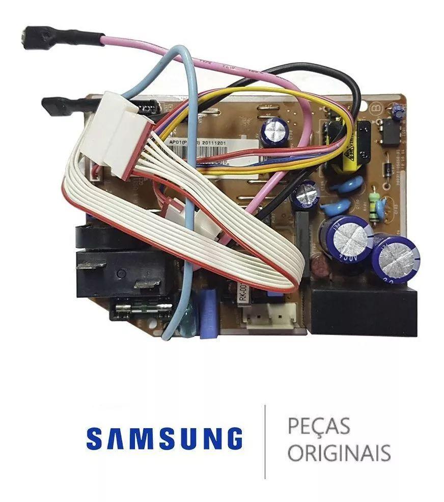Placa Principal / Potência da Evaporadora para Ar Condicionado Samsung AQ09UB, AQ12UB, AQ18UB