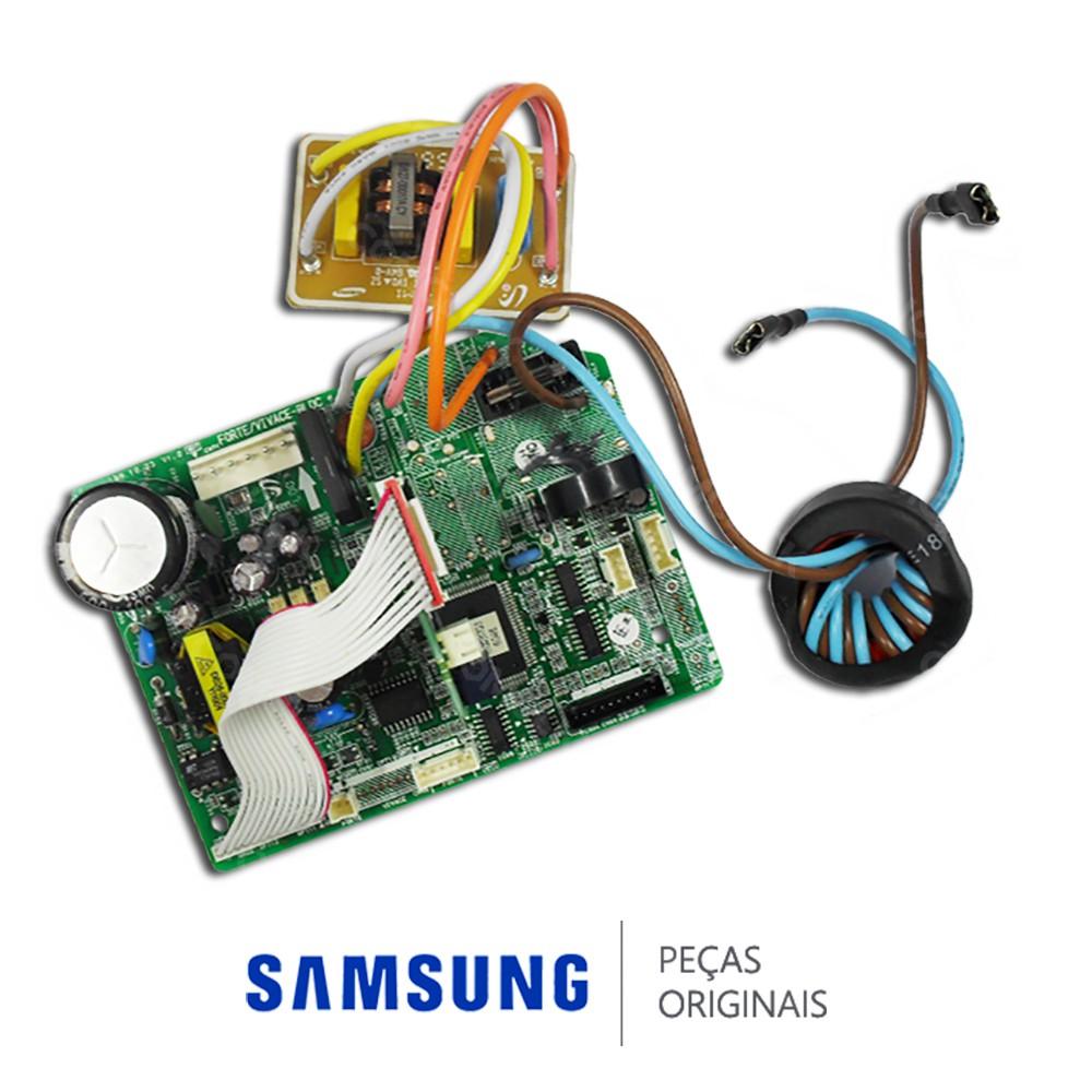 Placa Principal / Potência da Evaporadora para Ar Condicionado Samsung AQV24NSBNXAZ