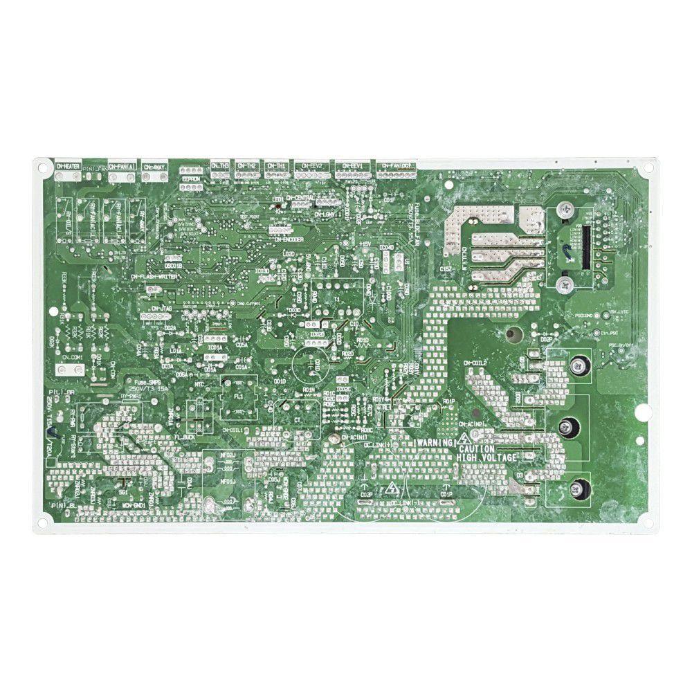 Placa Principal / Potência Condensadora EBR77234301 Ar Condicionado LG ASUQ242CRG2, ASUQ242CRZ1