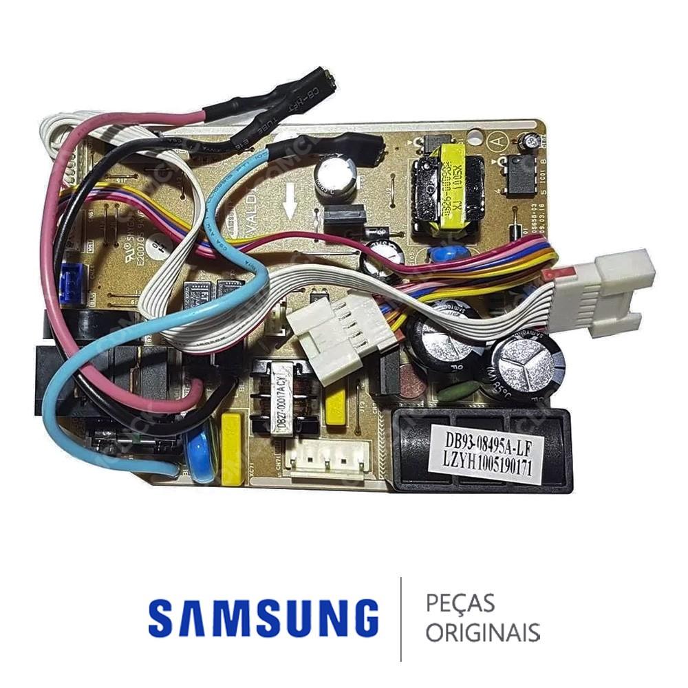 Placa Principal / Potência da Unidade Evaporadora para Ar Condicionado Samsung AQ12UBA, AQ18UBA