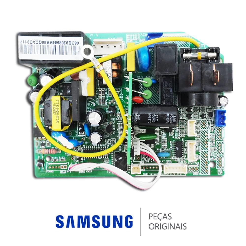 Placa Principal / Potência da Unidade Evaporadora para Ar Condicionado Samsung AQV09NSB, AQV12NSB