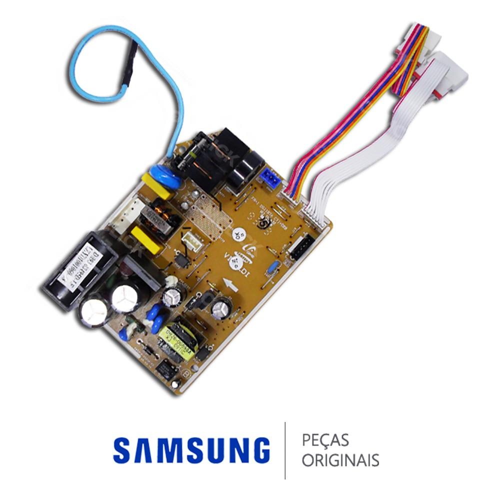 Placa Principal / Potência da Unidade Evaporadora para Ar Condicionado Samsung AS24UBAN