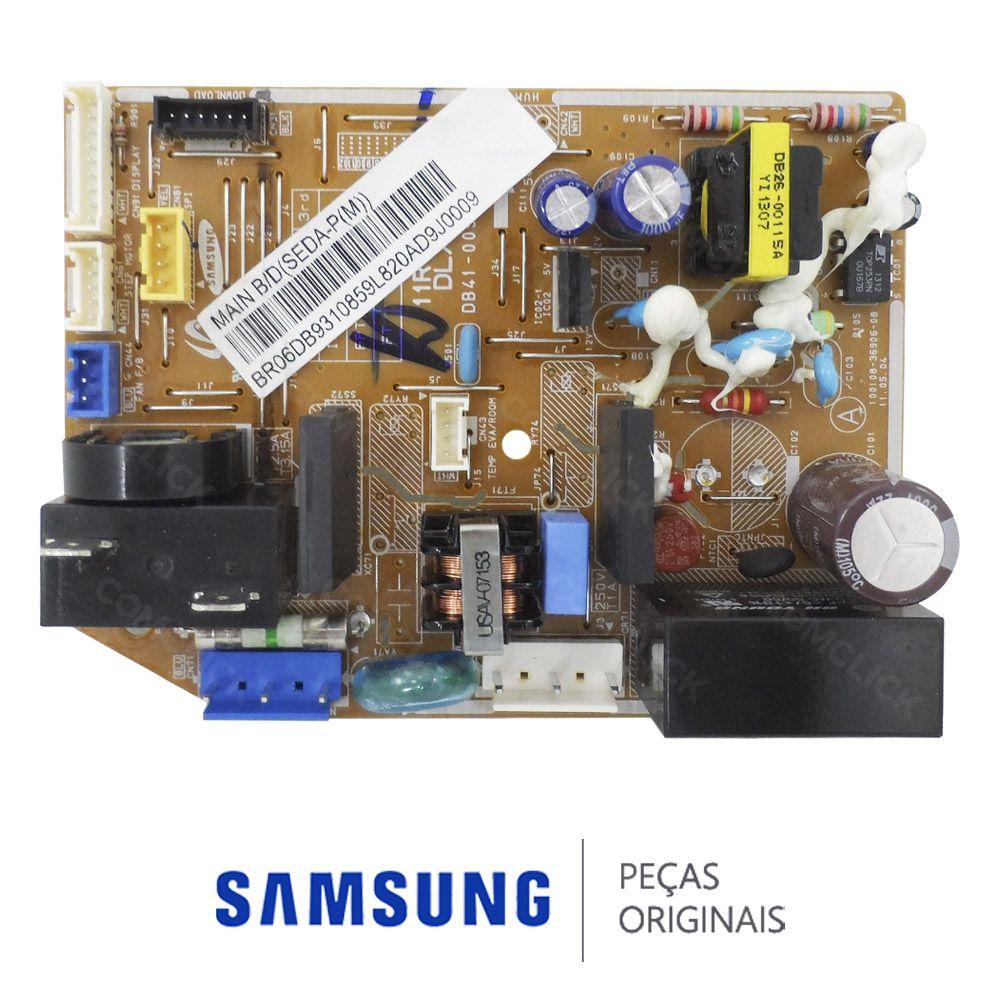 Placa Principal / Potência da Unidade Evaporadora para Ar Condicionado Split Samsung Inverter AQV09PSBT, AQV12PSBT, ASV09PSBT