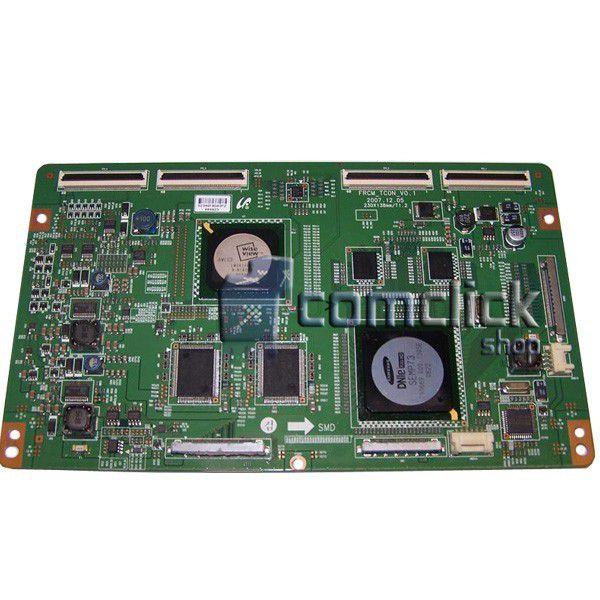 Placa T-CON para TV Samsung LN52A650A1FXZD, LN52A650A2RXZD, LN52A750R1FXZD, LN52A850S1FXZD