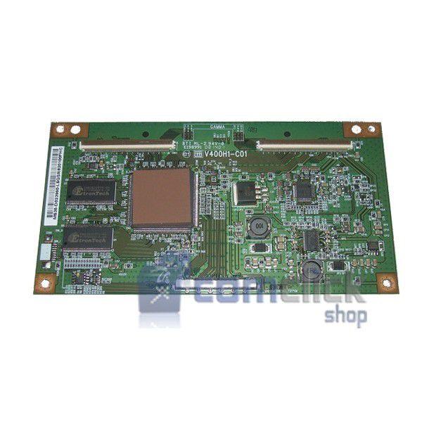 Placa T-CON V400H1-C01, V400H1-C03 para TV Samsung LN40A550P3RXZD, LN40A610A1RXZD, LN40A610A3RXZD