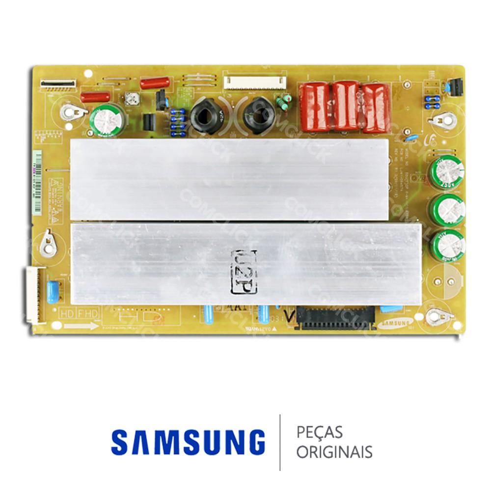 Placa X-MAIN LJ41-08457A para TV Samsung PL50A450P1, PL50B450B1, PL50C430A1M, PL50C450B1M, PL50C91HX