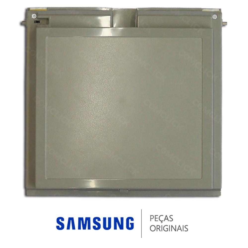 Porta do Home Bar Prata para Refrigerador Samsung RS27KGRS