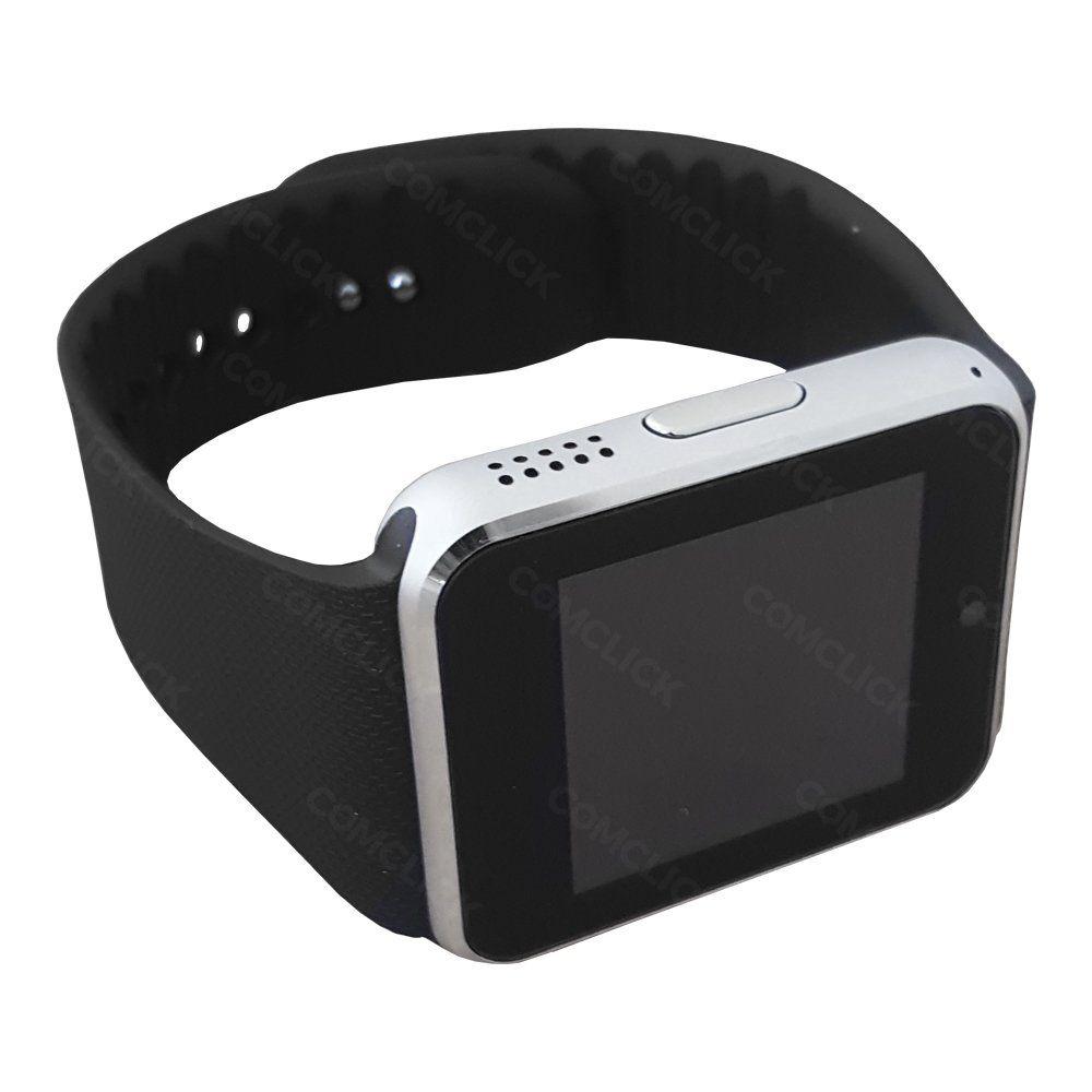 Relógio Smartwatch GT08 Bluethooth Celulares Android e IOS