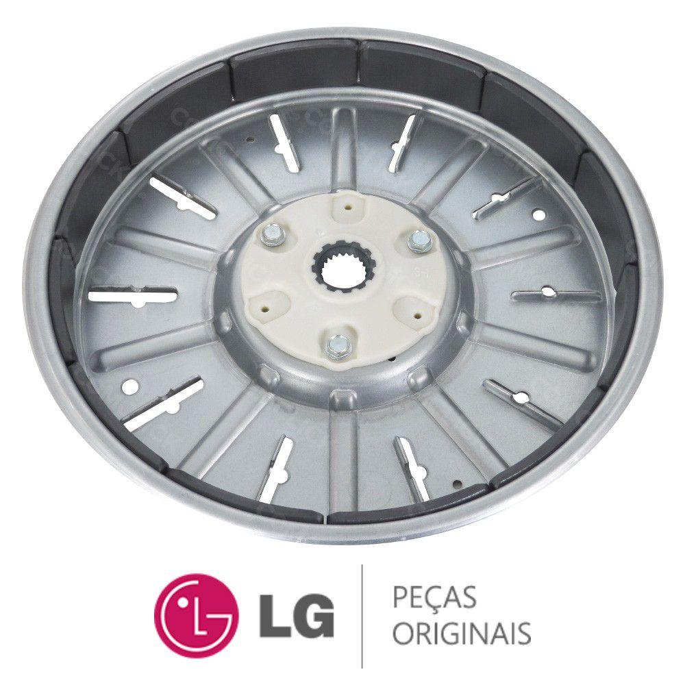 Rotor do Motor 4413ER1001D Lavadora e Lava e Seca LG WD-1403FD, WD-1410RD, WD1412RT