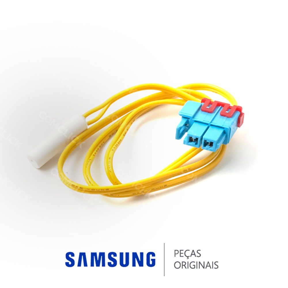 Sensor de Temperatura do Evaporador para Refrigerador Samsung SG629E