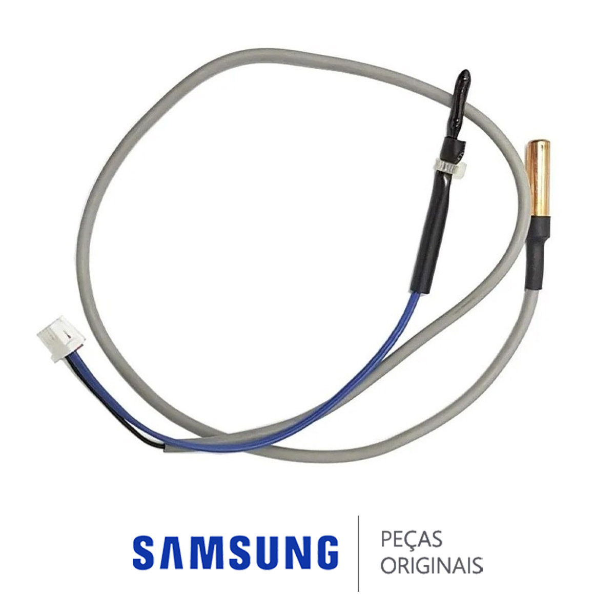 Sensor de Temperatura e Degelo da Evaporadora Ar Condicionado Samsung 9.000 a 24.000 BTUS