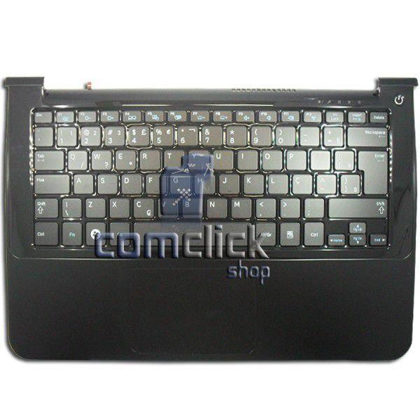 Teclado Iluminado Padrão Brasileiro com Gabinete Superior e Touch Pad Ultrabook Samsung NP900X3A