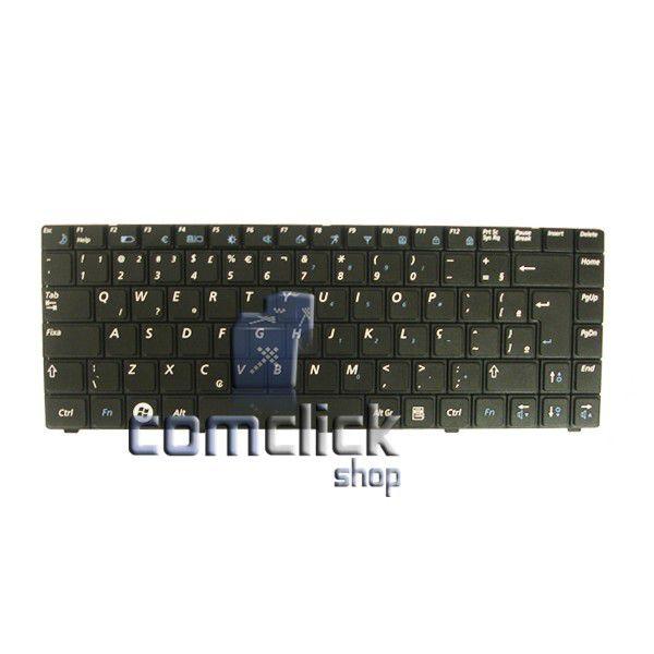 Teclado para Notebook Samsung RV410, NP-R420, NP-R428, NP-R430, NP-R440, R463, R465, R468, R467 R470