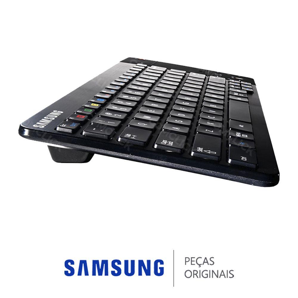 Teclado QWERTY VG-KBD1000 Sem Fio Samsung para SMART TV e Android