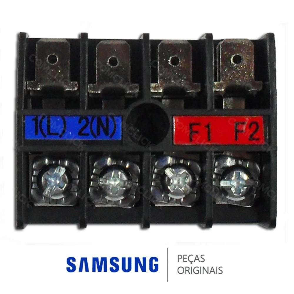 Terminal de Conexão dos Cabos da Evaporadora para Ar Condicionado Samsung Diversos Modelos