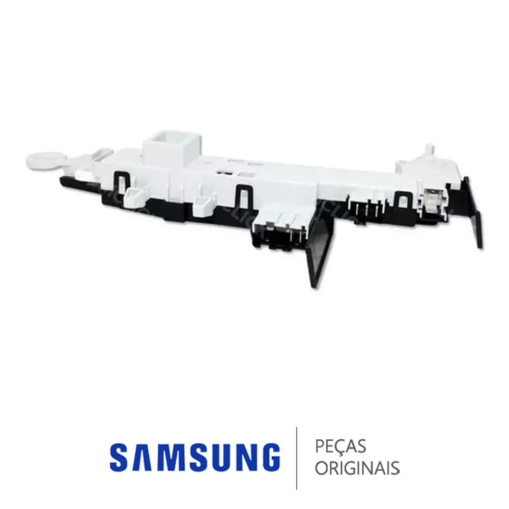Trava da Porta 110v para Lavadora e Lava e Seca Samsung Diversos Modelos