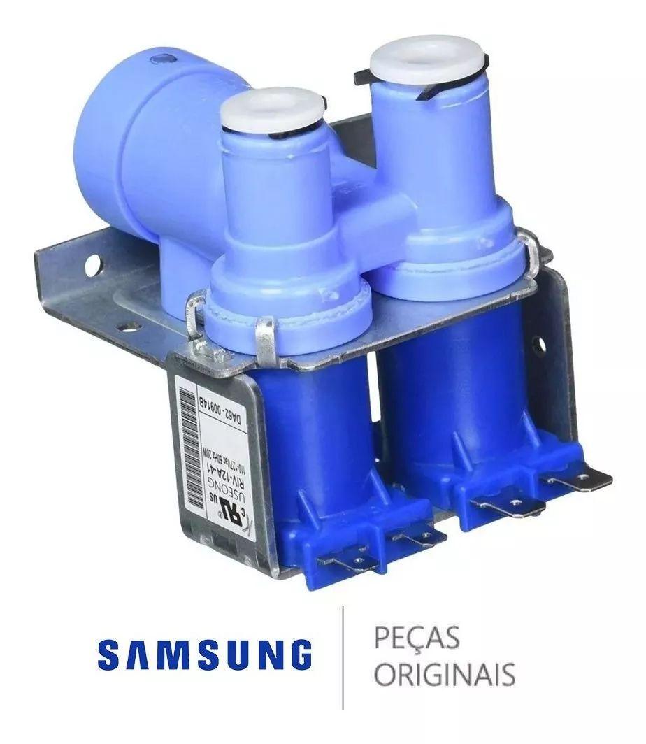 Válvula de Entrada de Água 110v para Refrigerador Samsung Diversos Modelos