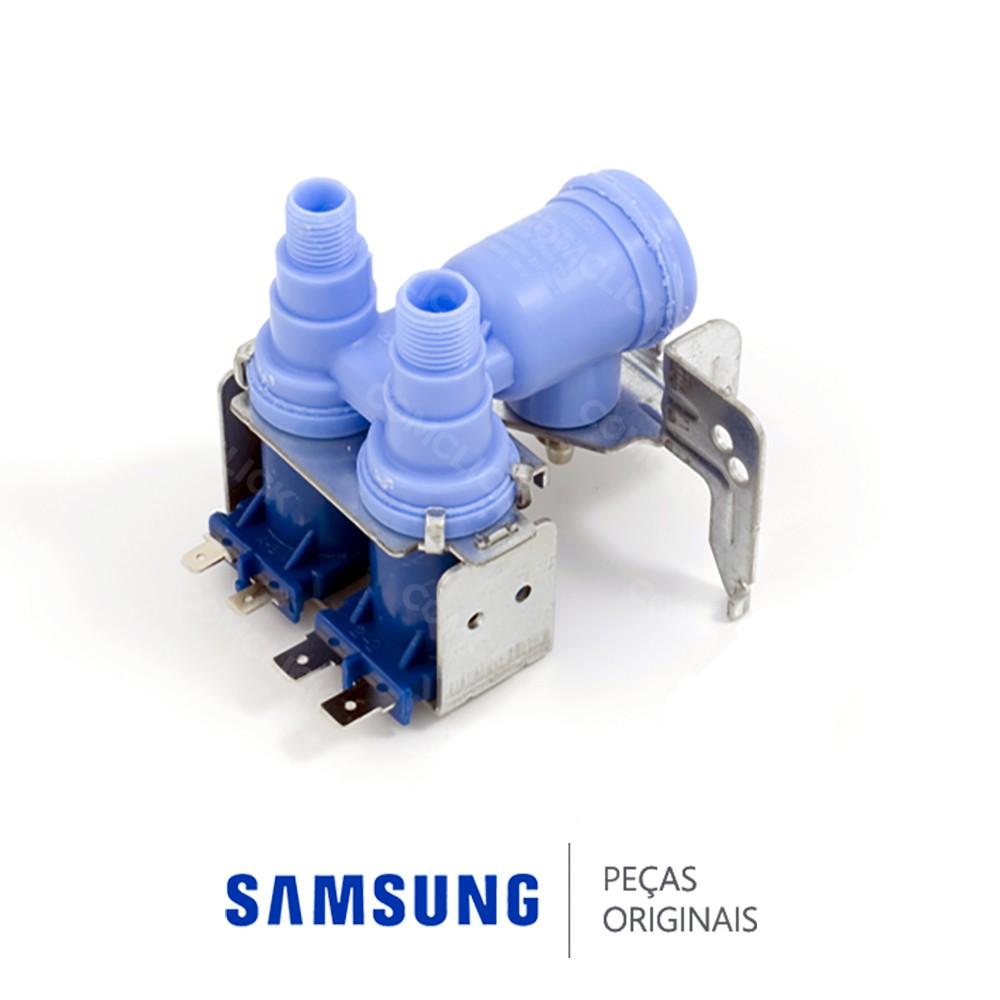 Válvula de Entrada de Água 110v para Refrigerador Samsung RS27KASW, RS27KGRS, RS27KLBG, RS27KLMR