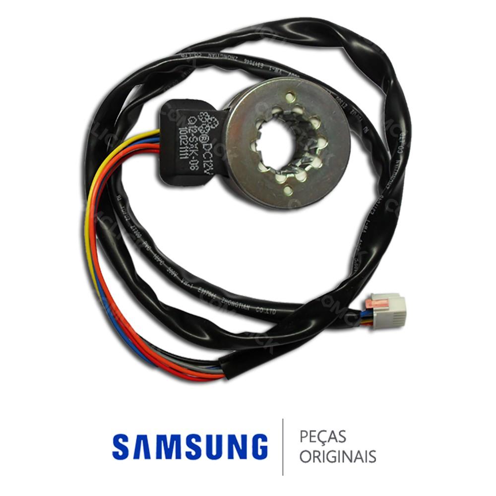 Válvula de Expansão 12V 12-SXK-08 Condensadora Ar Condicionado Samsung AQV18NSB, AQV18PSBT, AQV18VBE