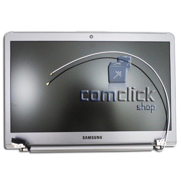 Visor Completo Prata para Ultrabook Samsung NP530U3B e NP530U3C