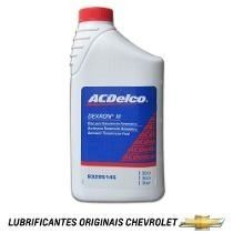 Óleo Dexron Vi 6 Câmbio Automático Chevrolet Cruze / Onix / Spin / Cobalt