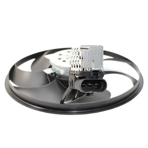 Ventoinha do Condensador - Zafira / Astra / Vectra - Com Resistência