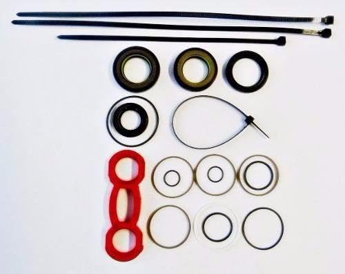Reparo Caixa Direção Hidráulica - Honda Civic 2001 2002 2003 2004 2005 2006