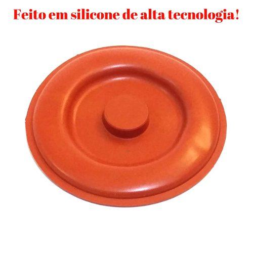Kit 10 Diafragmas Pulmão Valvula Anti Chamas A4 Jetta A5 Q5