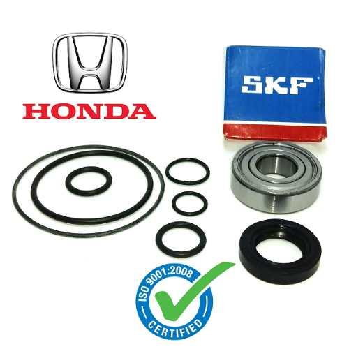 Reparo Bomba Direção Hidraulica Honda Civic 01/06 + rolamento