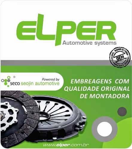 Kit Embreagem Citroen Xsara 1.6 16v Peugeot 206 1.4/1.6