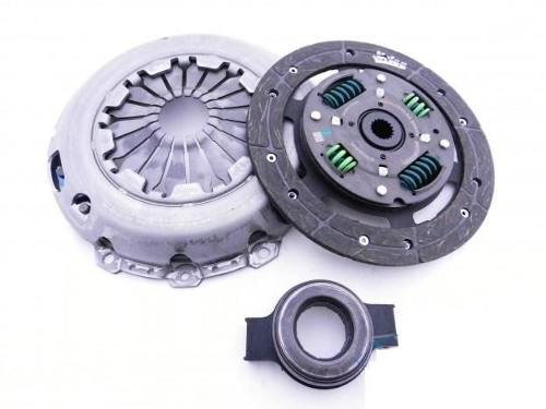 Kit Embreagem P/ Escort Zetec 1.8 16v 97/02 - Plato + Disco
