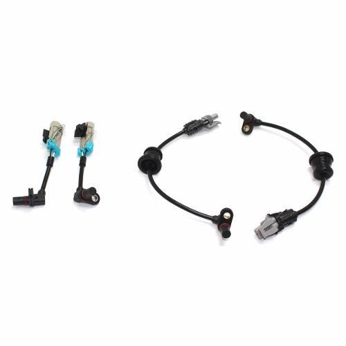 Kit Sensor Abs Dianteiro E Traseiro Captiva 2008 - 2015