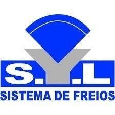 Jogo De Pastilhas De Freio Doblo Syl1200