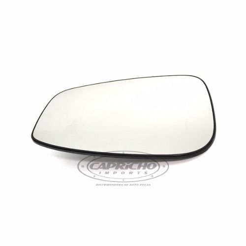 Lente Do Retrovisor Ford New Fiesta 2014 Á 2017 Ld Original
