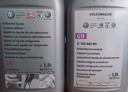 Aditivo do Radiador Original Volkswagen G13 1,5l