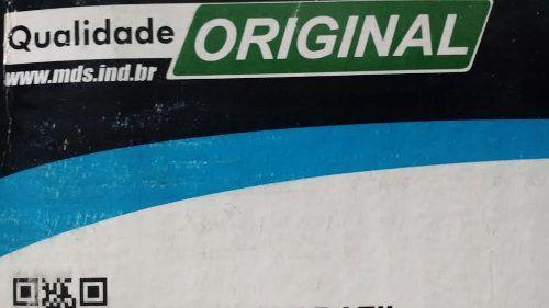 Kit Combo Disco + Pastilha Freio Traseiro Ford Fusion 06/12