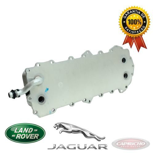 Resfriador Óleo Land Rover Range Rover Sport Jaguar Lr070754