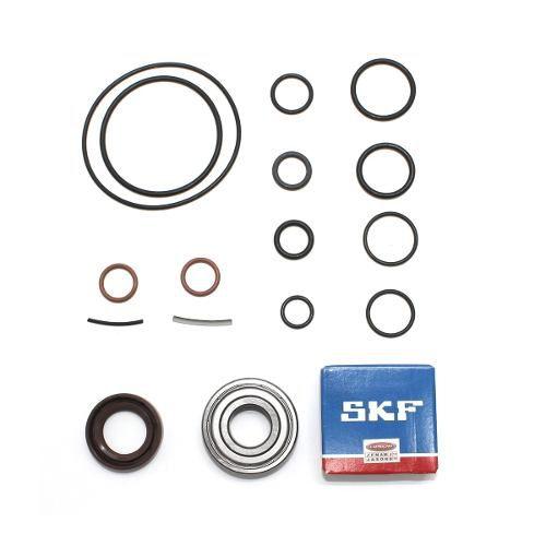 Reparo Bomba Direção Hidraulica Honda Civic 01/06 + Rolamento SKF